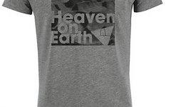 "Brothersindirt T-Shirt ""Heaven"" grey L *NEU*"