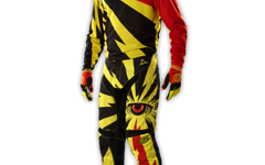 Troy Lee Designs GP SET *32/M* CYCLOPS YELLOW