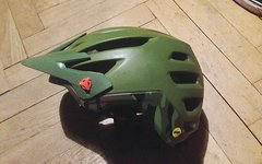 Bontrager Rally MIPS M 54-60 cm olive green / camo