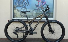 Rocky Mountain Sherpa 27,5 PLUS CARBON - NEW BIKE ! UVP 5500eur !