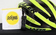 "Lazer Helm ""Helium"" MIPS gelb"