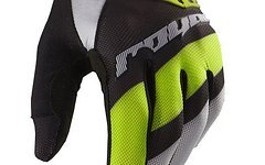 Royal Racing Victory Gloves Black/Yellow/White S