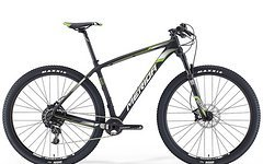 "Merida Big Nine 6000 Carbon Gr. 19 ""NEU"""