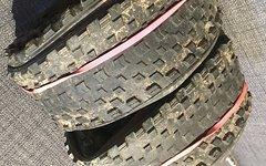 Tufo 2 Stk.Reifen Tufo XC6 SP 29x2,2 Tubular / Schlauchreifen