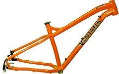Ventana Mountainbikes Usa El Gordo 2018 Fat Bike Rahmen - NEU!