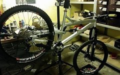 YT Industries YT Wicked 650B 2014 L Tausch