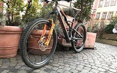 Specialized Stumpjumper fsr Comp Carbon '16 650b XL