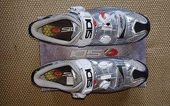 Sidi Dragon 3 Carbon SRS vernice Gr. 46 - MTB Schuhe