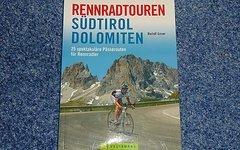Bruckmann-Verlag Rennradtouren Südtirol/Dolomiten