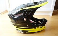 100% Aircraft Basetech Carbon Mips Helm !NEU!
