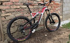 Specialized Enduro comp 2012