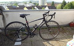 Trek Lexa S C Rh 47, black