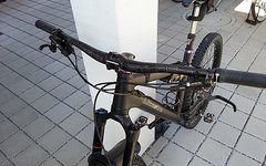 Liteville 301 MK10 Komplettbike oder Rahmen Gabelset 160mm Enduro wie neu
