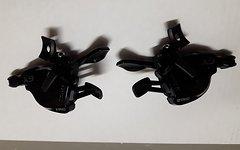 SRAM X.9 Trigger Schalthebel Set 2x10 schwarz