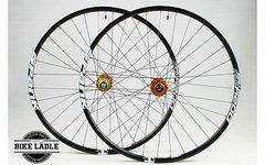 Spank Oozy Trail 260 Laufradsatz mit Hope Pro 4 Evo Naben
