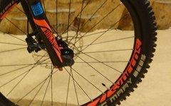 Syncros Suche org. DH Laufradsatz für Scott Gambler 710