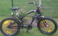 Electra Straight 8 Chopper