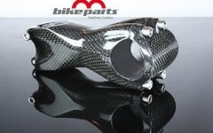 M-Bike Parts, Feathery Carbon Feathery Carbon Vorbau, - FX1 120 mm von m-bikeparts 150g.
