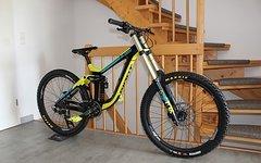 "Giant Glory Advanced 1 Carbon Downhill Bike in Gr.M / 27,5"" - Fox Fahrwerk - Top Zustand!!"