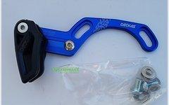 Enduro Kettenführung ISCG05, 1fach, leicht *blau*