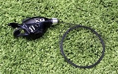 SRAM X01 Schalthebel 1x11 schwarz NEU