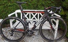 BMC TMR 01 Carbon Dura Ace Di2 9070 54