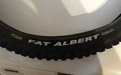 Schwalbe FAT ALBERT HR Performance