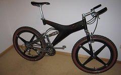 Trek Sammlungsauflösung: TREK Y 22 aus 1996, Gr. L, Shimano XT, Spinergy Laufräder