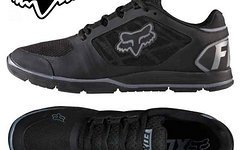 Fox Clothing Motion Evo black-charcoal EU Gr.46/UK11 Schuhe