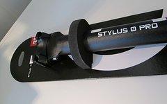 3T STYLUS PRO SATTELSTÜTZE, 0 MM OFFSET, 31,6m x 350mm