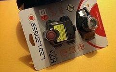 Lenser H7.2 LED  bis zu 250 Lumens