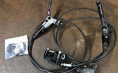 Avid Code / Elixier Carbon Bremsenset V/H