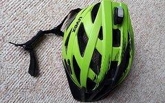 Uvex i-vo cc Fahrrad MTB Helm green black 56-60cm neuwertig 2017