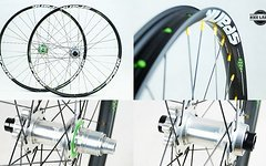 Spank Spike 350 Vibrocore / 650b / Laufradsatz mit Hope Pro 4 Nabe