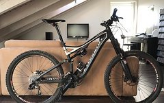 Specialized Stumpjumper FSR comp EVO 2013  medium