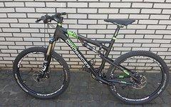 Drössiger XMA3.2 Mountainbike Fully full suspension 19 Zoll Fox Federgabel und Dämpfer Fulcrum