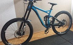 Radon Swoop 210 7.0 2015 Downhill Bike Größe S