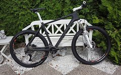 """ No Name "" MTB No Name Hardtai XL 21 Zoll 27,5 Black Raw"