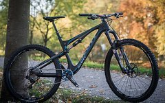 Scott Genius Carbon Mountainbike Gr. L neuwertig