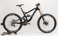 "GT Fury Team 27.5"" (650b) Downhill Bike | Größe M"