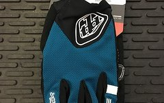 Troy Lee Designs ACE Gloves Dirty Blue Größe M