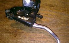 Shimano Deore LX Rapidfire Plus Bremsschalthebel (ST-M566) links