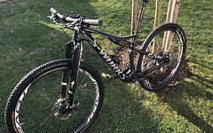 Specialized S-Works Epic Carbon World Cup