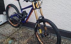 // Scott Gambler 710 Gr.l Downhill Bike