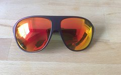 POC DID, navy black/Lens: brown red mirror - Sonnenbri
