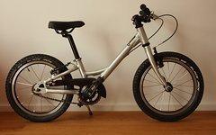 Kania Bike (Heute Pyro) Sixteen, Kinderrad 16 Zoll RAW