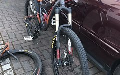 Norco Empire 5 SE Gr. M Lightweight