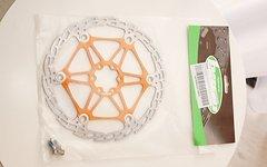 Hope SAW Disc 6-Loch 203mm orange neu
