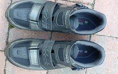 Shimano MTB Schuhe SH-M089-L Größe 46, top Zustand