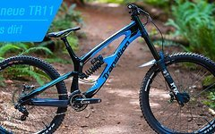 Transition Bikes TR11 Rahmenkit inkl.Fox DHX2 Coil Carbon